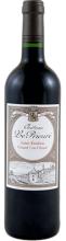 Coffret cadeau caissin bouteille de vin de garde Saint-Émilion