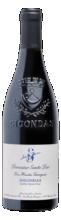 Coffret cadeau caissin bouteille de vin de garde Vallée du Rhône,  Gigondas