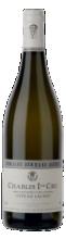 Coffret cadeau caissin bouteille de vin de garde Bourgogne Chablis 1er Cru